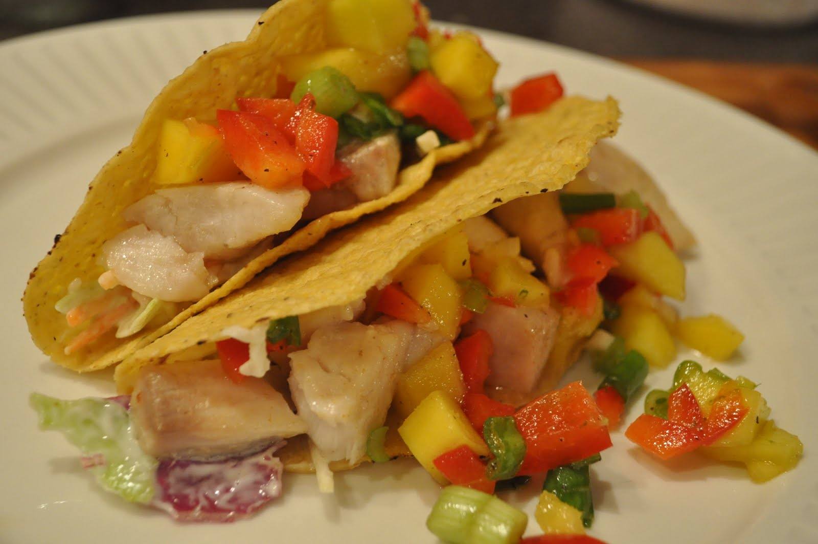 Akers of love best loved recipes fish tacos for Best fish taco recipe
