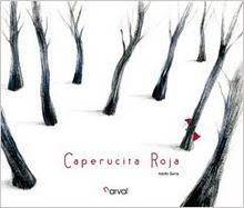 Álbum ilustrado Caperucita roja