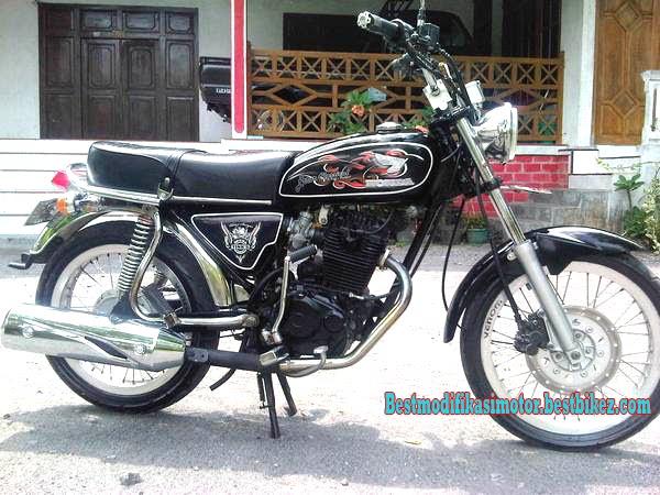 Modifikasi Honda Gl Max Gambar Modifikasi Motor Terbaru