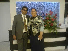 Pastor Paulo do Nascimento e sua esposa Irmã Sílvia
