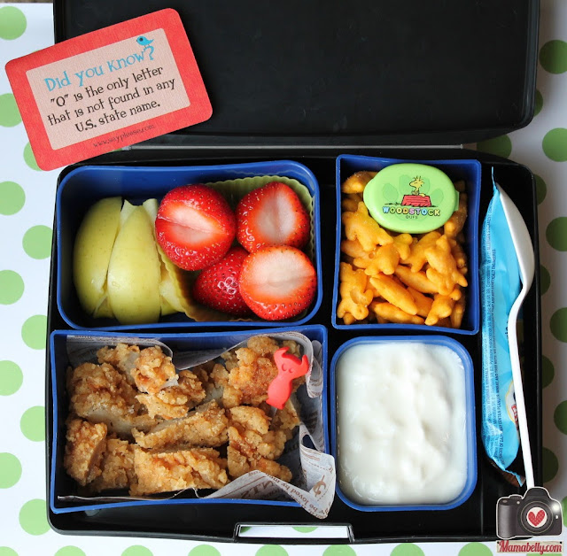First day of School Laptop Lunches bento lunchbox - www.mamabelly.com