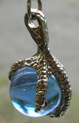 Blue Crystal Claw