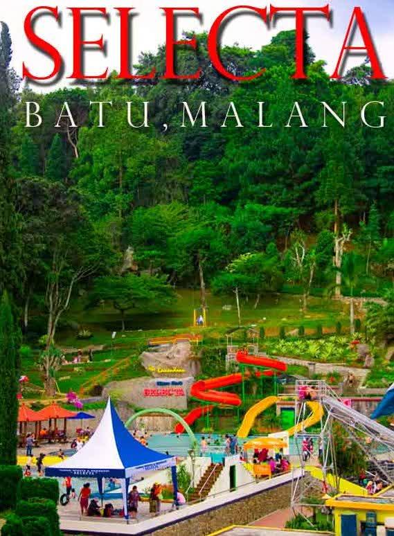 Taman Wisata Selecta Batu Malang