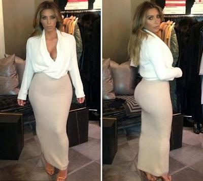 Kim Kardashian wardrobe malfunction funny