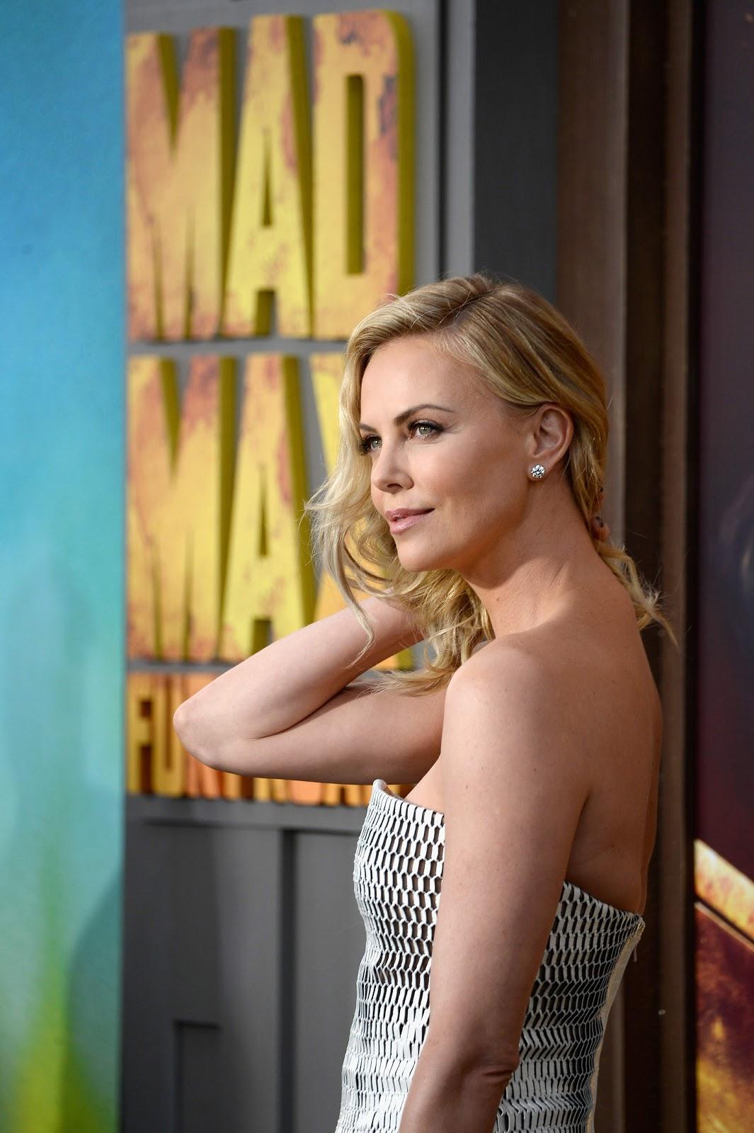 Mad Max - Fury Road actress Charlize Theron HD Photos & Wallpapers