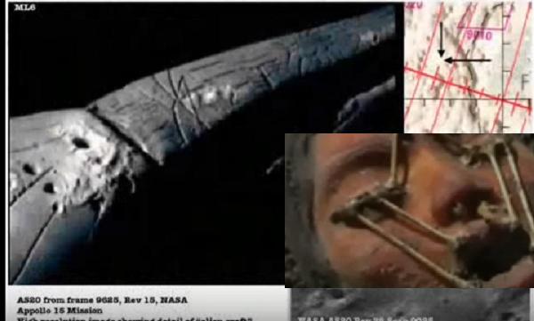Απόλλων 20…και η εξωγήινη γυναικά  στην  Σελήνη. VIDEO  σχετικά με αυτό απο το  ΕΛΕΥΘΕΡΟΣ ΑΕΤΟΣ