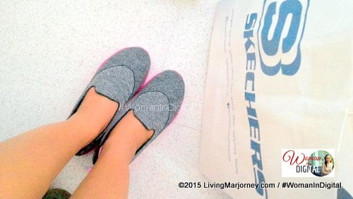 Flexability and Comfort: Skechers GoFlex Walk