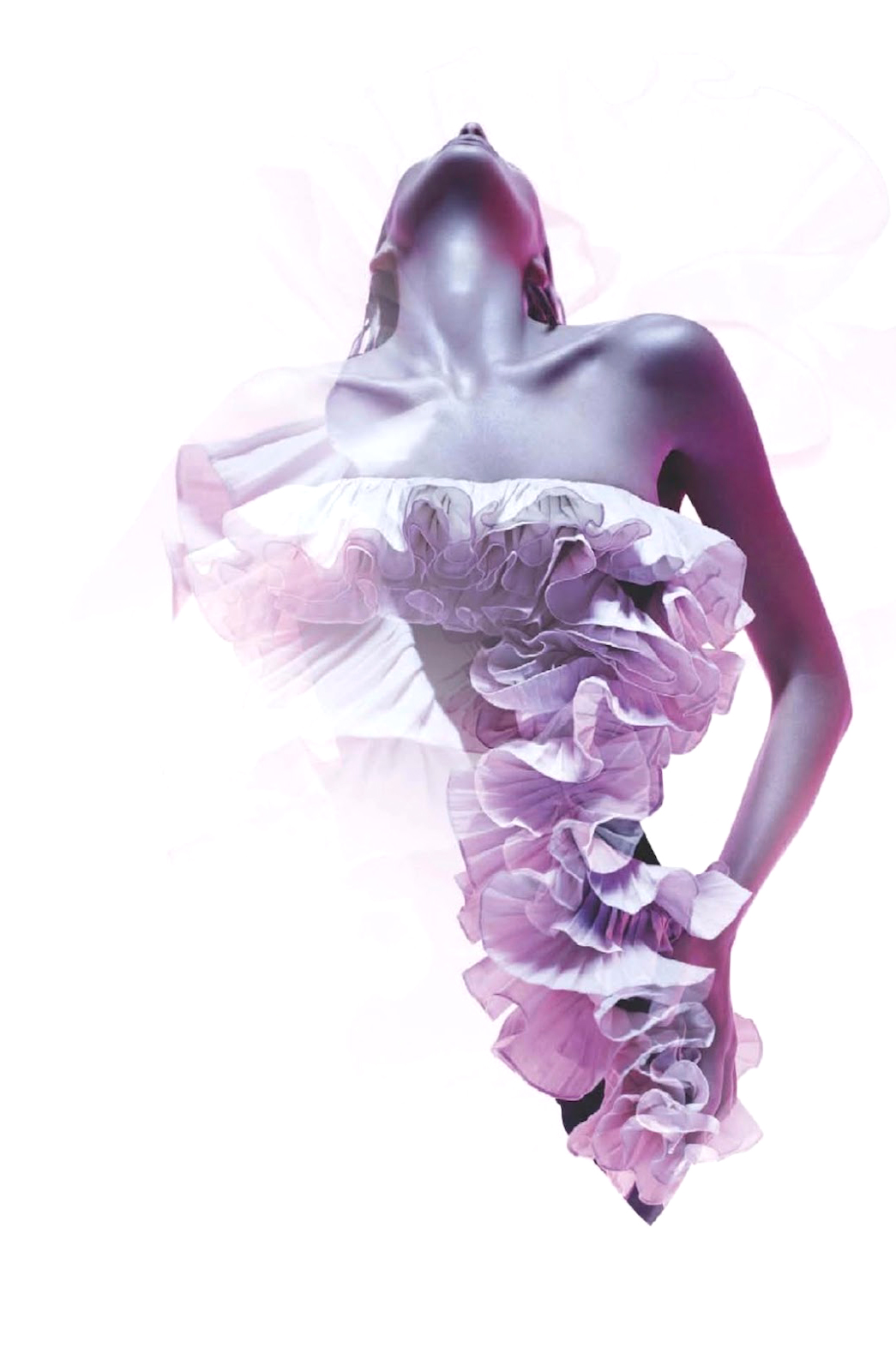 nne Vyalitsyna in Fantasie editorial, Numero #135 August 2012 (photography: Warren Du Preez & Nick Thornton Jones, styling: Franck Stambro)