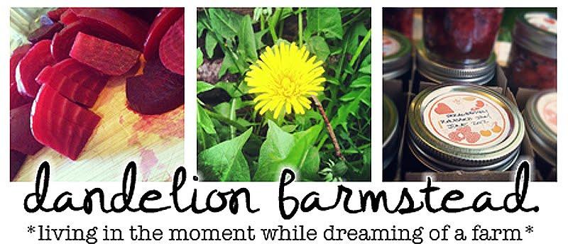 dandelion farmstead