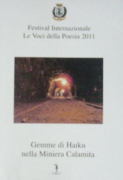 """Antologia Festivalului internaţional """"Le voci della Poesia 2011"""" din Capoliveri"""