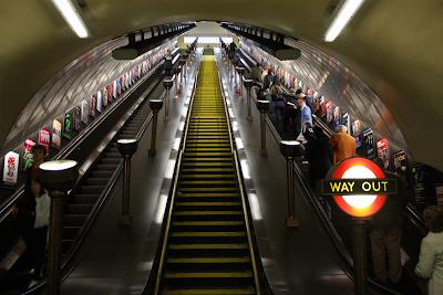 London Underground Advertising