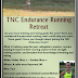 TNC Endurance Running/Training Retreat!