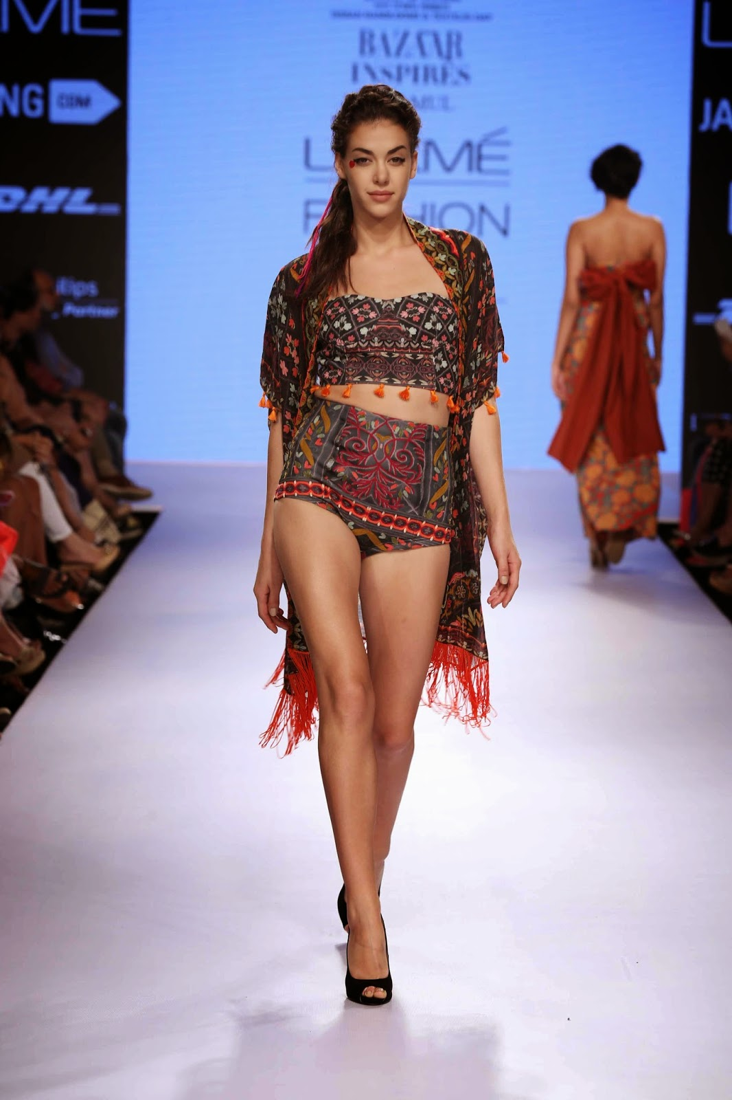 http://aquaintperspective.blogspot.in/, LIFW Day 2, Hemant And Nandita