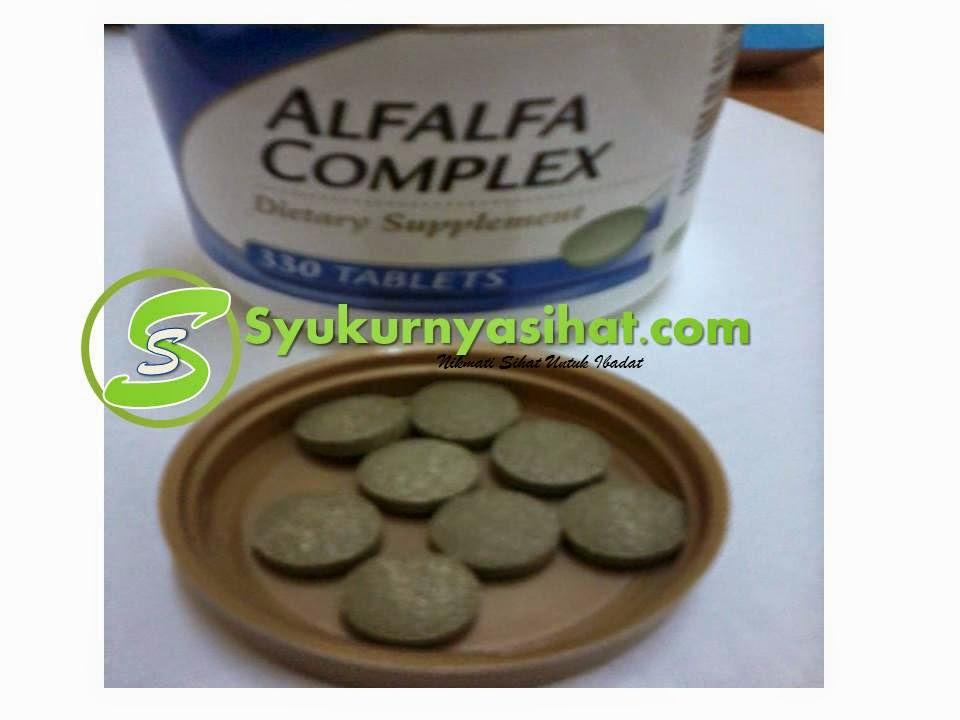 Alfalfa Shaklee,penyusuan susu ibu, set menyusu shaklee