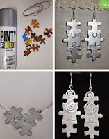 http://manualidadesparaninos.biz/collar-y-pendientes-con-piezas-de-puzzle/