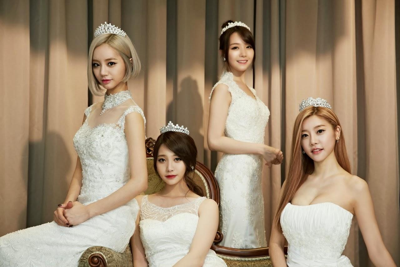 Girl's Day Wedding Concept
