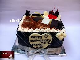 Kue Ulang Tahun Sederhana Kecil