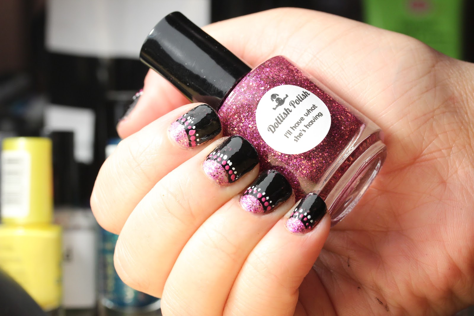 Review: Dollish Polish I'll Have What She's Having in Half-Moon
