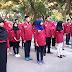Pelantikan Peserta Magang HMPG UNY 2015