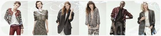 Collection Isabel Marant pour H et M novembre 2013