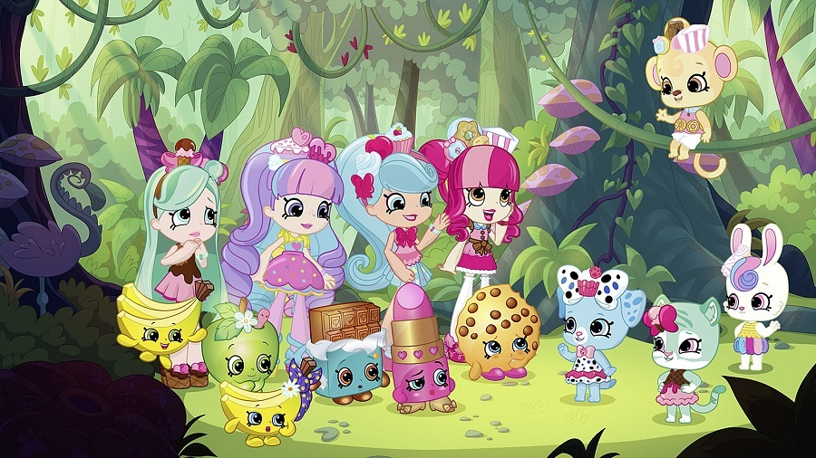 Shopkins - Aventura Selvagem Torrent 2018 1080p Full HD WEB-DL