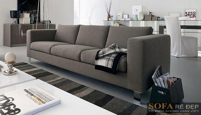 Sofa băng dài D038