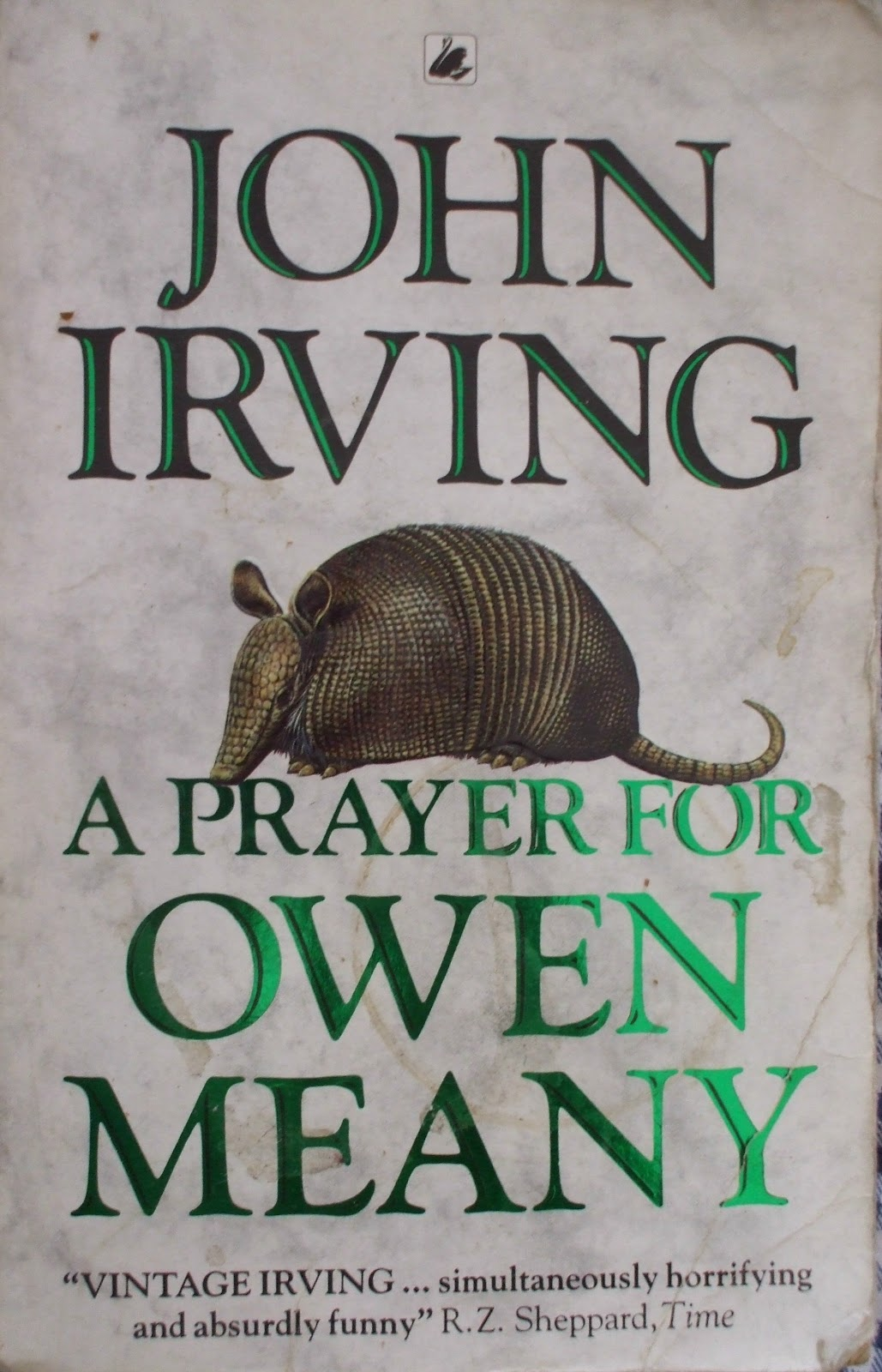 a prayer for owen meany memory Through the novel, a prayer for owen meany, irving focuses a great deal on the memory that john has about owen this, in turn, affects john as he cannot forget about owen and his death.