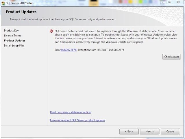 how to stop an update in offline mode