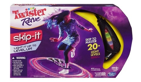 Twister Rave Skip-It