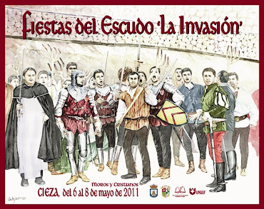"FIESTAS DEL ESCUDO ""LA INVASION"" 2011"