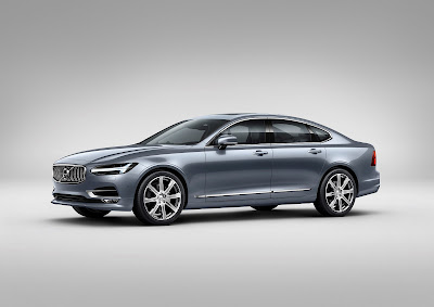 Νέο Volvo S90: εντυπωσιακή είσοδος της Volvo στα μεγάλα premium σεντάν