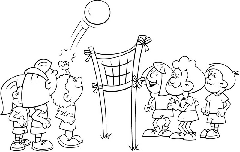 Dibujos niños y niñas - Imagui