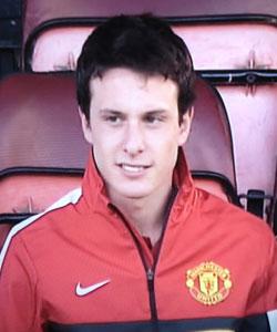 Angelo Henriquez Manchester United