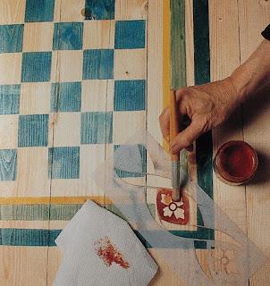 Tapiceria Pintada, Decoracion de Casa, Ideas Simples y Faciles
