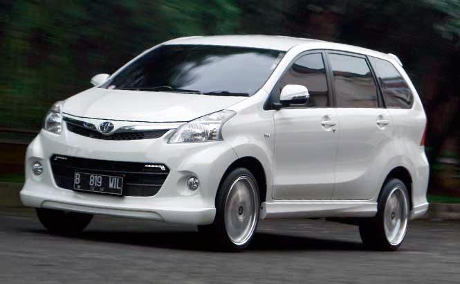 Modif Ringan Toyota Avanza