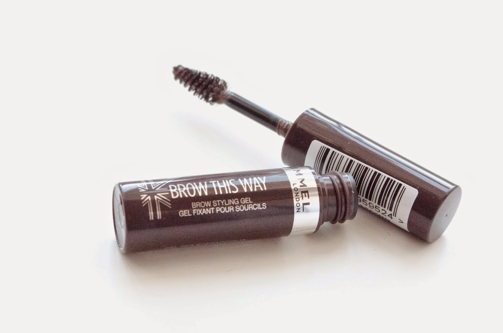 New Rimmel Brow This Way Eyebrow Gel Review Creepers And Cupcakes