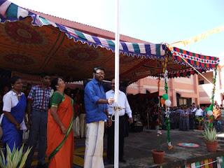 Republic Day Celebrations 2013