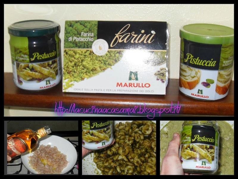 il pistacchio di bronte si sa e' di ottima qualità marullo s.p.a.
