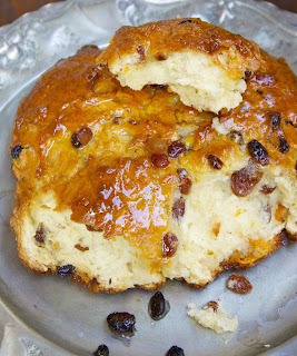Spring Sweet Bread