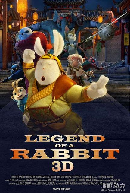 ดูหนังออนไลน์ HD ฟรี - Legend Of A Rabbit (2011) ขนฟู สู้ฟัด DVD Bluray Master [พากย์ไทย]