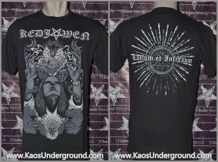 band Kedjawen gothic bogor KaosUnderground.com SevenChaosMerch