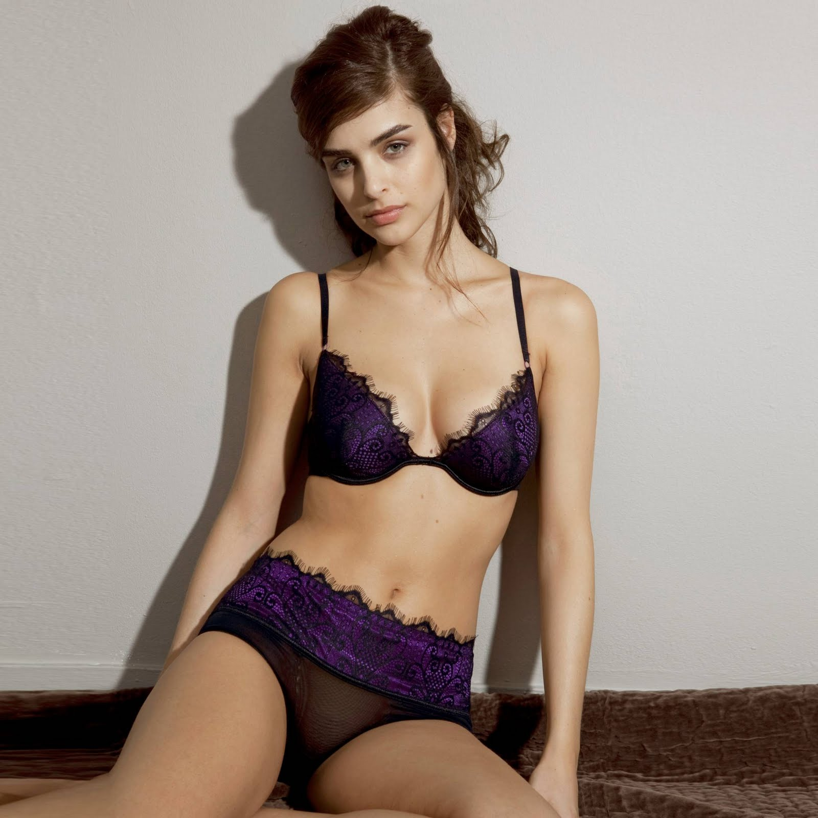 Fernanda Prada Lingerie Autumn Winter 2011