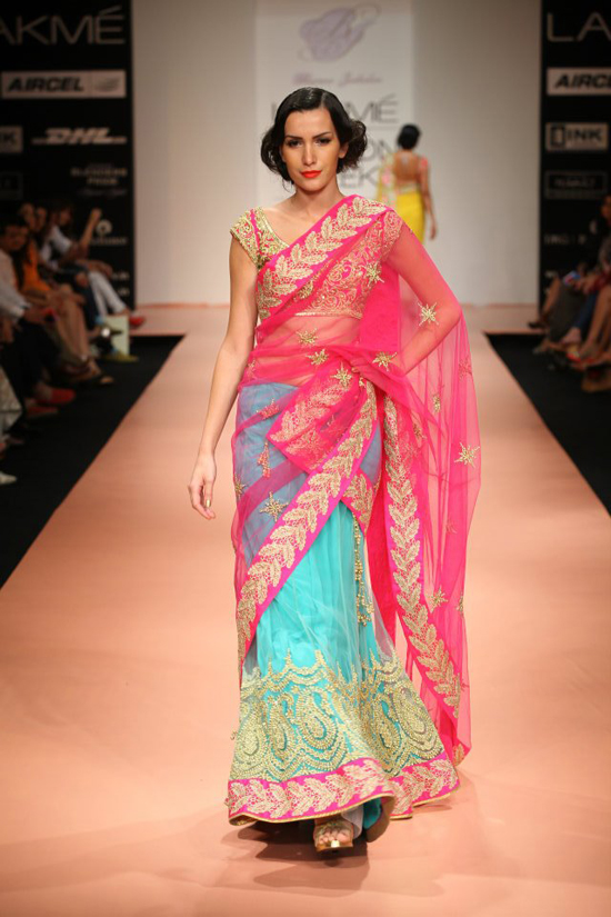 Fashion Show 2015 Indian of this Lakme Fashion Week