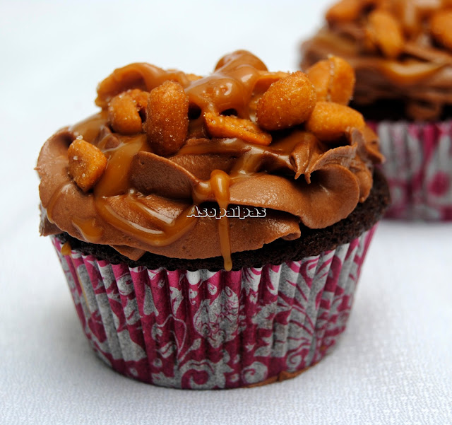 Cupcakes Snickers