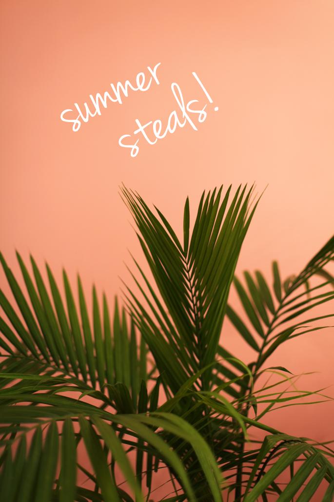 best summer sales