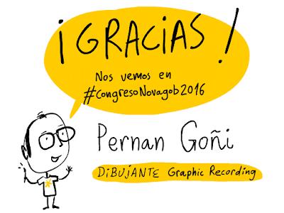Gente para inspirarse: Pernan Goñi y el Graphic Recording