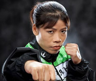 Star Woman Boxer Mary Kom