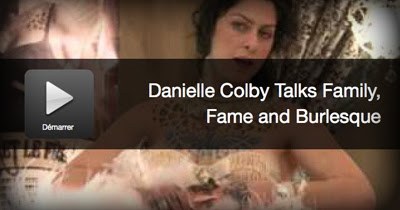 Burlesque Le Moustache News 8 Exclusive Danielle Colby Talks Family Fame And Burlesque