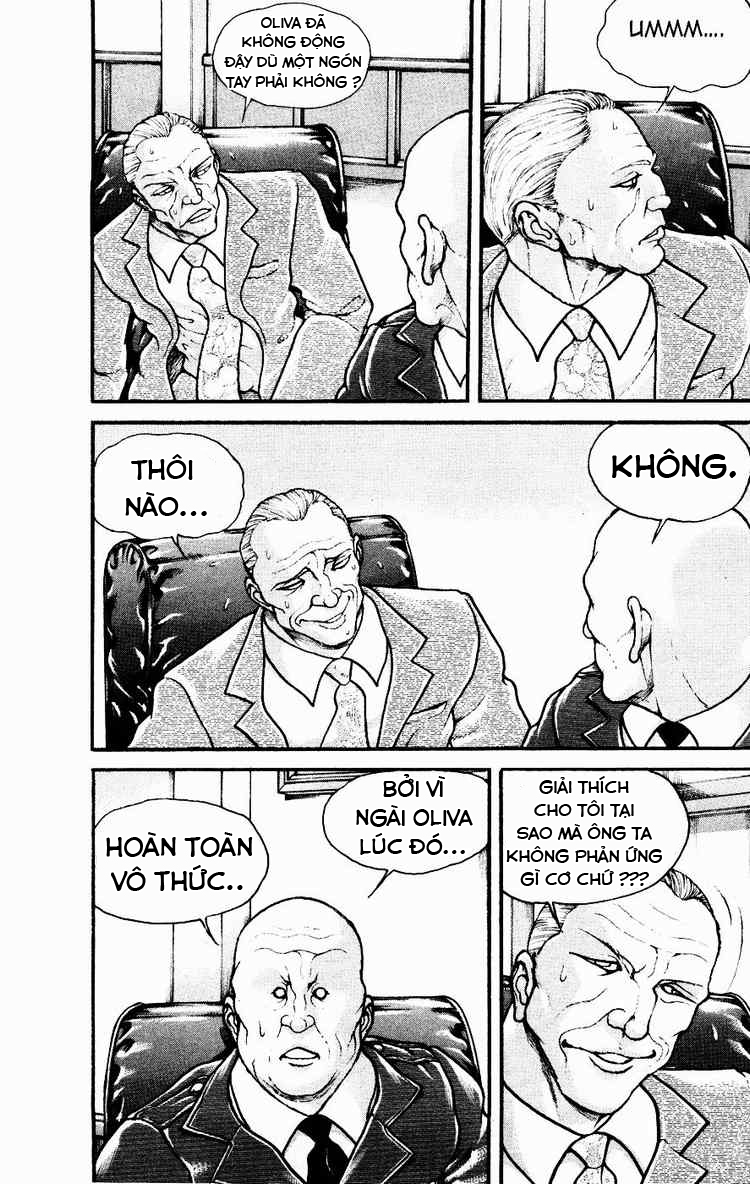 Baki - Son of Ogre chap 70 - Trang 7