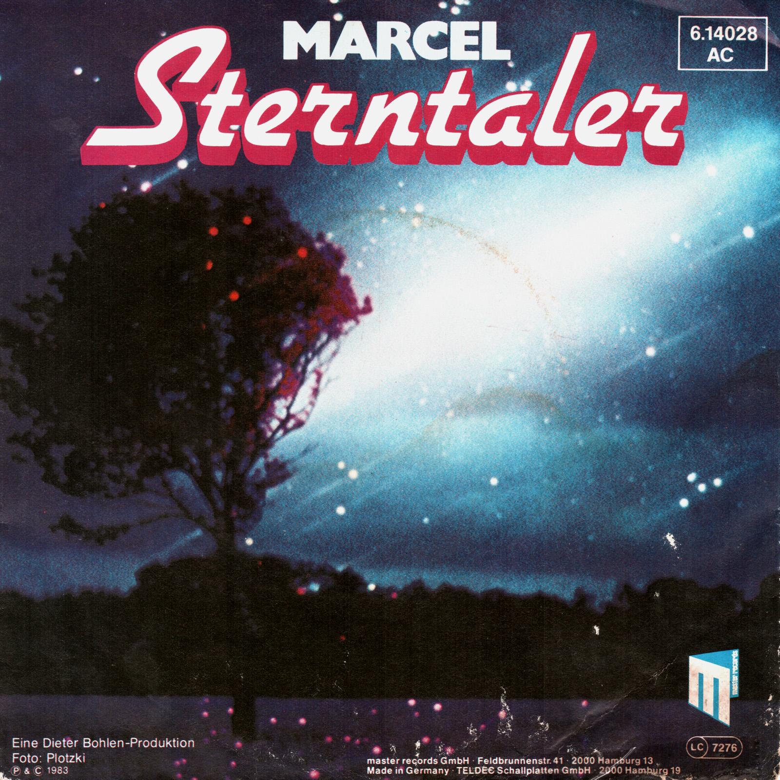 Marcel - Sterntaler (Vinyl,7'') (1983)